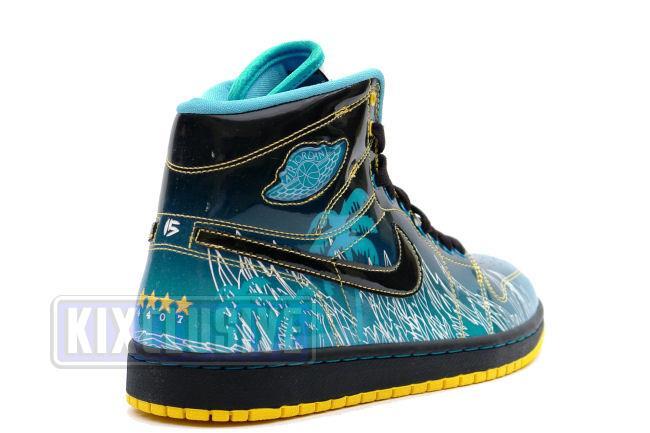 7139a148670b6a Air Jordan 1 Retro DB Doernbecher Black   Blue. Show Picture 1. Show  Picture 2. Show Picture 3
