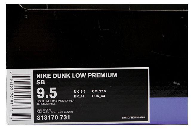 Nike Dunk Low Gumpo Bianco Sb Premium YyAu6E