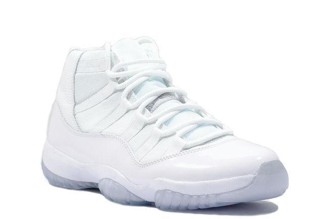 Air Jordan 11 Retro 25th Anniversary White   Silver. Show Picture 1. Show  Picture 2 86563c7dd