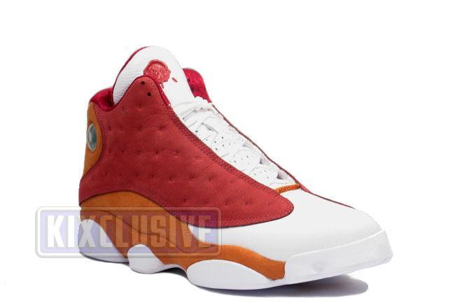 03d6aec0912a2e Kixclusive - Air Jordan 13 Retro Premio Bin23 Red   Clay   White
