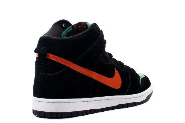 official photos b0d28 77665 Nike SB Dunk High  Jagermeister