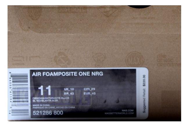 5e4d62c5890 Kixclusive - Nike Air Foamposite One NRG Galaxy