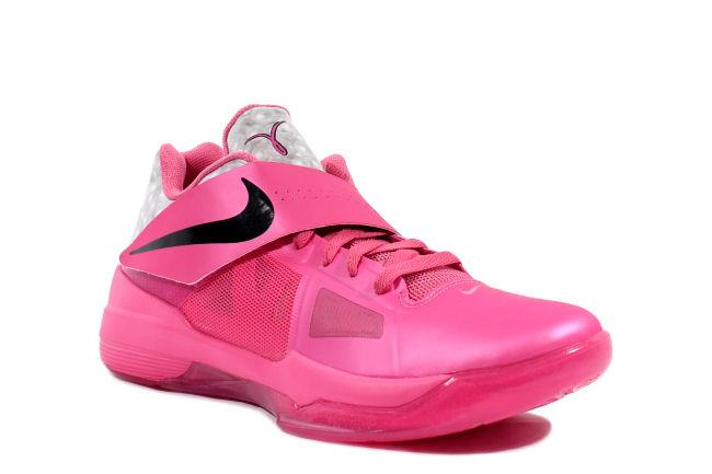 aa13fb045b34a3 Nike Zoom KD 4 Aunt Pearl. Show Picture 1. Show Picture 2