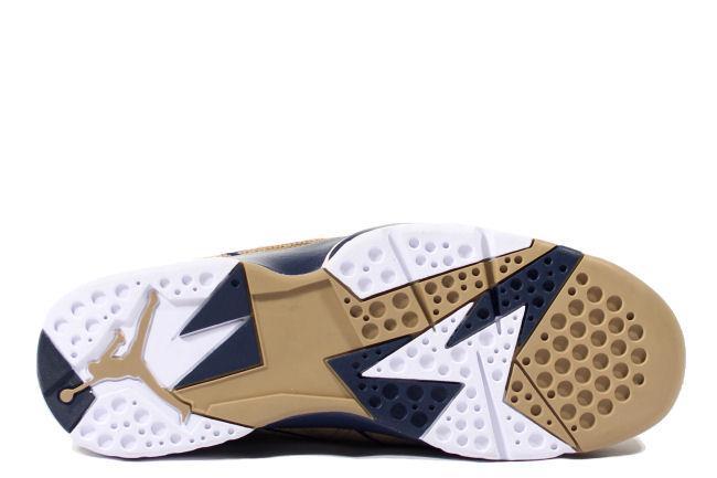 official photos fe0c2 4dd8a Air Jordan 7 Retro J2K Filbert