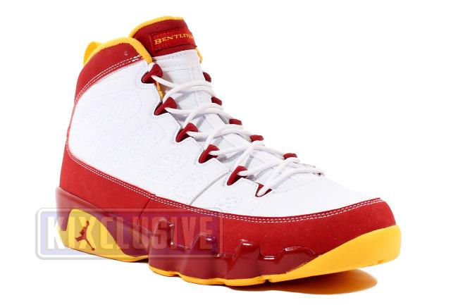 Air Jordan 9 Retro Bentley Crawfish Ellis. Show Picture 1. Show Picture 2