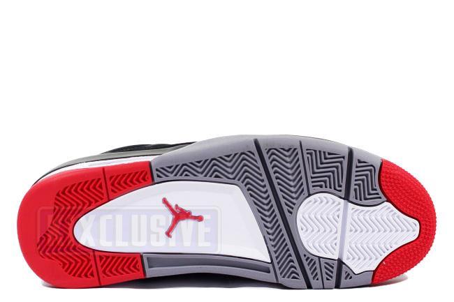 1d5ba0699ba ... australia air jordan 4 retro 2012 black red a376f fb07e