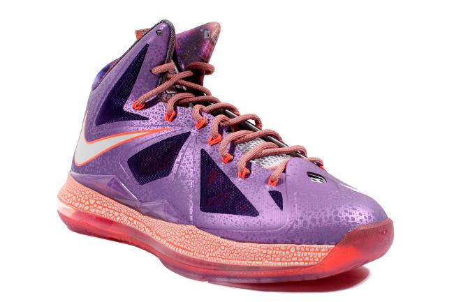 best sneakers e35b7 f59df Nike Lebron 10 All Star Area 72. Style ID  583108-500