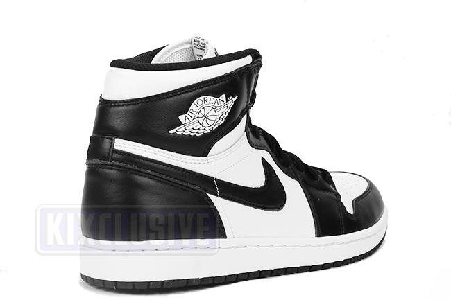 new concept d9aee af2b7 Air Jordan 1 Retro High OG Black / White