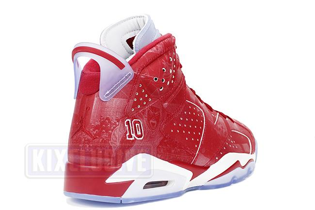 premium selection 5a193 5a68b Air Jordan 6 Retro Slam Dunk