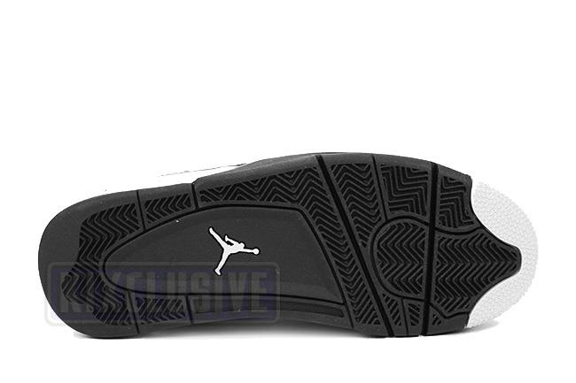 new york 40d23 9f135 Air Jordan 4 Retro LS Oreo