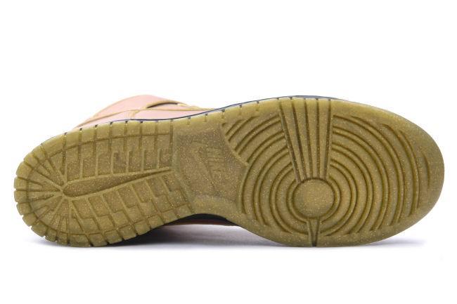 Kixclusive - Nike Dunk High   39 Olympic  39  Metallic Gold 52a6dd0d3d7e