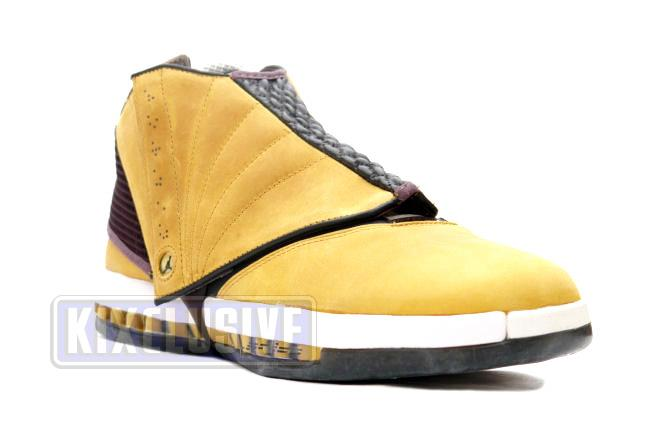 reputable site 5285f 28a01 Info The Air Jordan 16 is the first and only Air Jordan to feature a  removable ...