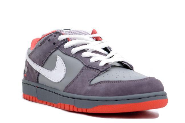 more photos a0594 0a9ba Nike SB Dunk Low Pigeon Grey  White