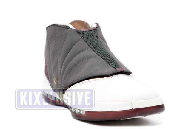 ec641f91835462 Kixclusive - Air Jordan 16 + Q M Cherrywood